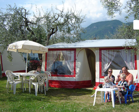 camping sites in france photo